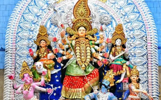 Cuttack Durga Puja 2019 Photo Gallery