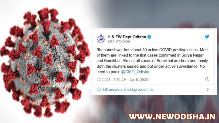 Almost All Cases Of Bomikhal From A Single Family, Informs H&FW Dept