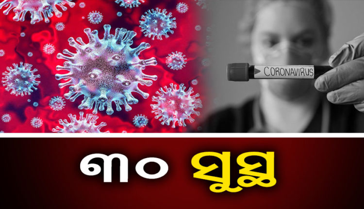 30 more patients recover from COVID-19 in Odisha; Now 538 active cases