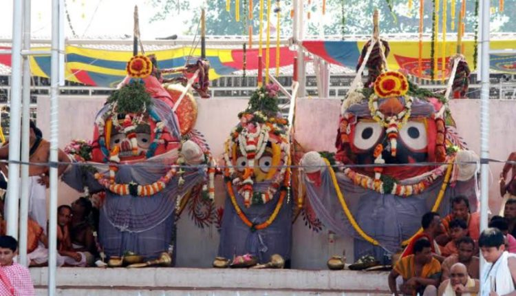 150 Daitapatis to Execute Rituals of Snana Yatra of Lord Jagannath in Puri