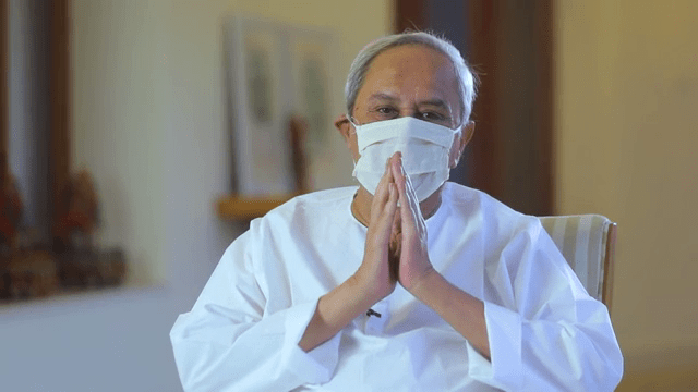 Odisha CM dedicates song for frontline Corona Warriors