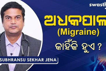 Treatment of Migraine in Odia by Dr Subhransu Sekhar Jena