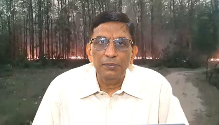 Forest Fire Situation In Odisha Totally Under Control Now, Avers Task Force Chief