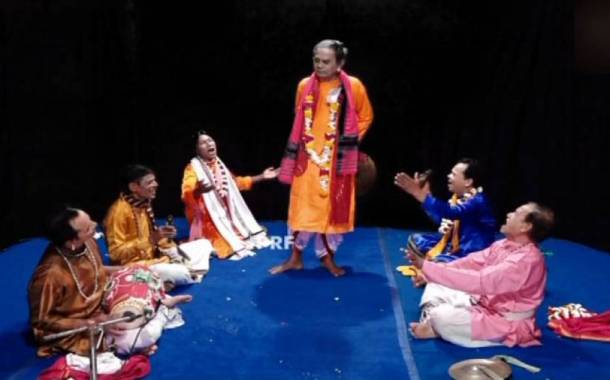 Eminent Pala Singer Prahallad Sahoo Passes Away