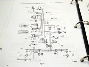 Ford 1310, 1510, 1710 Tractor Service Manual Repair Shop