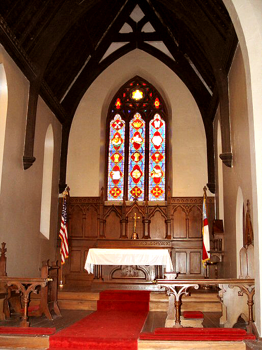 Christ Episcopal Church Napoleonville La
