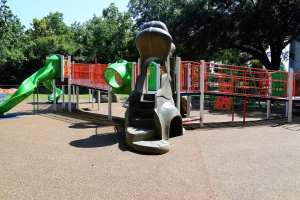 Miracles to Milestones Playground I New Orleans Moms Blog