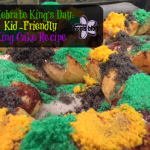 Kid-Friendly King Cake Recipe