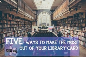 Make the Most of your Library Card