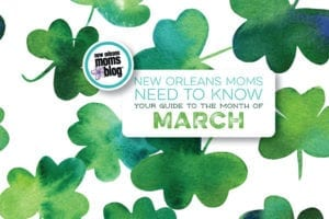 March events new orleans