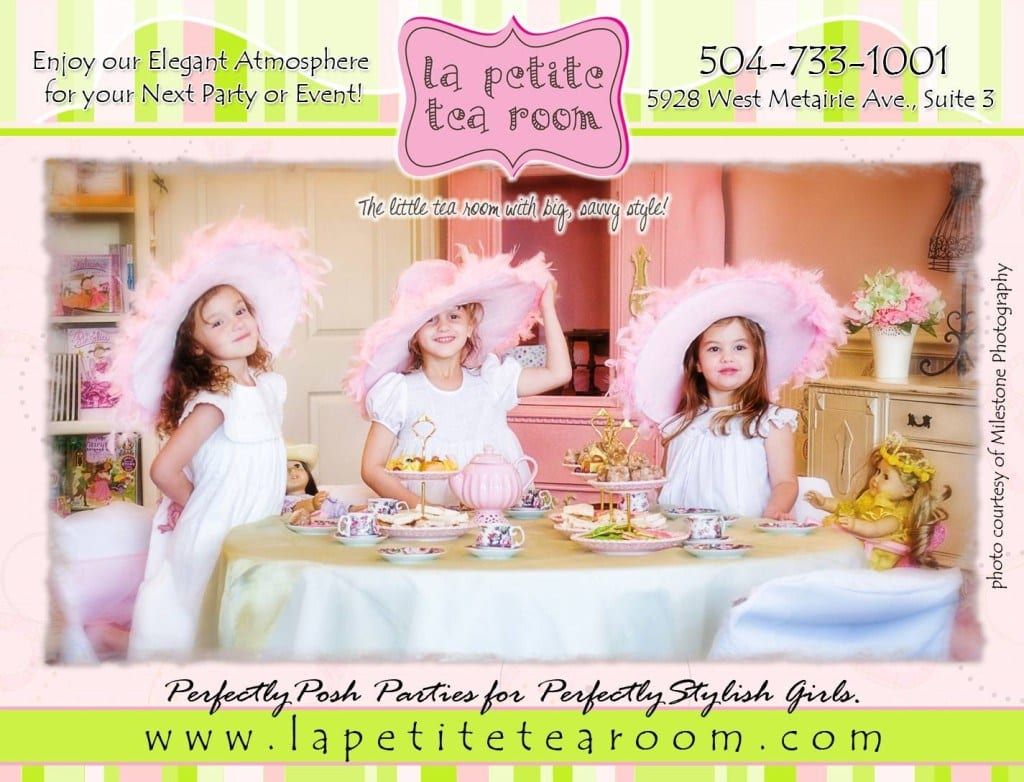 Kids party favors fun factory childrens parties entertainment rentals - La Petite Tea Room Is Metairie S Premier Party Venue That Has Been Creating Beautiful Tea Parties Since 2010 Children S Birthday Parties Are Complete With