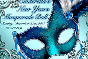 Cinderella's New Year's Eve Masquerade Ball with When You Wish Entertainment