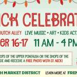 French Market District Rings in the Holidays with Multi-Weekend St. Nick Celebration