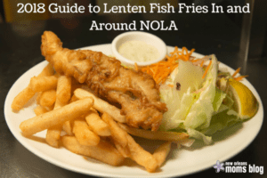 2018 Guide to Lenten Fish Fries In and Around NOLA