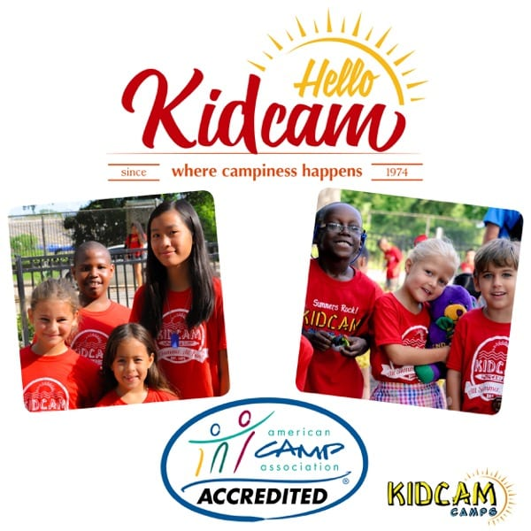 KidCam Summer Camp in New Orleans