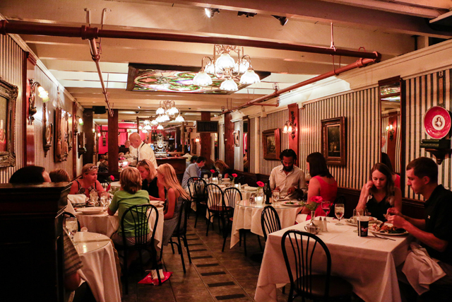Irene S Cusine Of The French Quarter New Orleans
