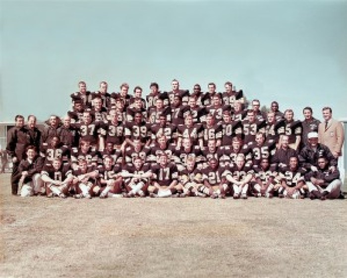 1967 Saints holdbilled