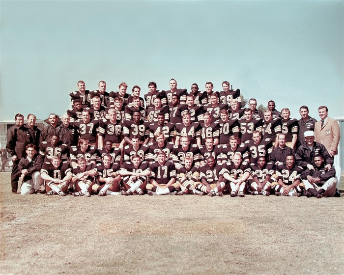 1967 Saints holdbilled