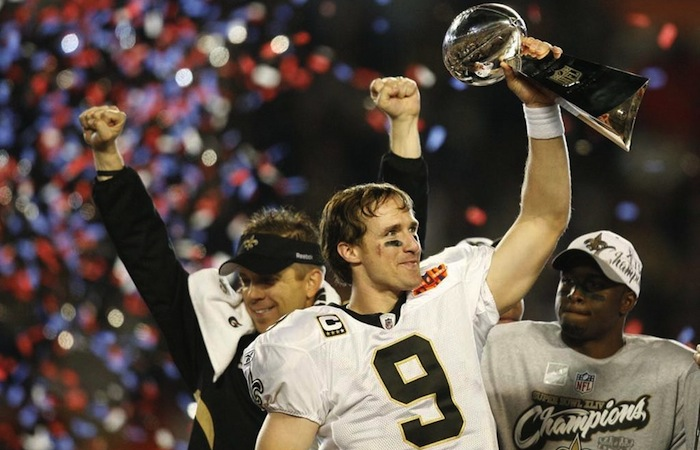 Moralsk opbakning – don't give up on Drew Brees!