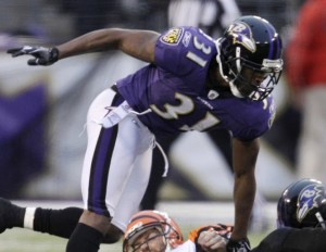 Fabian Washington Ravens