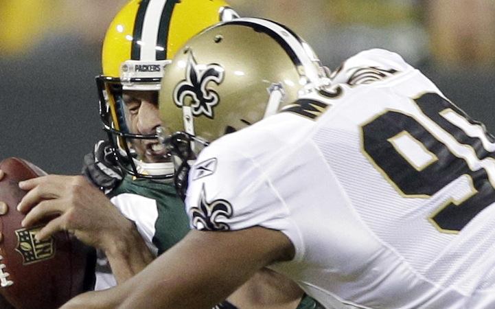 Skader: Giants – Saints