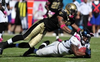 Saints linebacker skriver kontrakt med Bucs