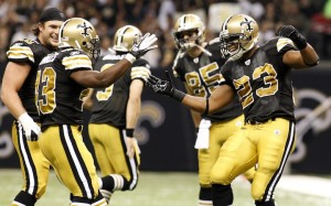 Darren Sproles, Pierre Thomas