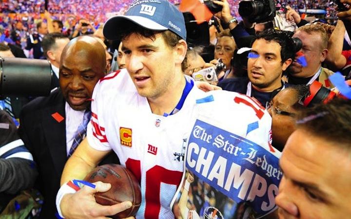 Giants vinder Superbowl… endnu en åbningskamp?