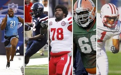 Saints Draft 2012