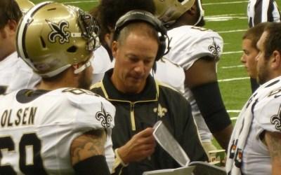 Tidligere Saints head coach arresteret