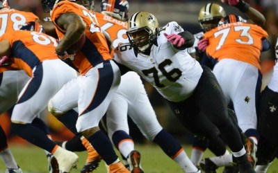 Broncos 34, Saints 14