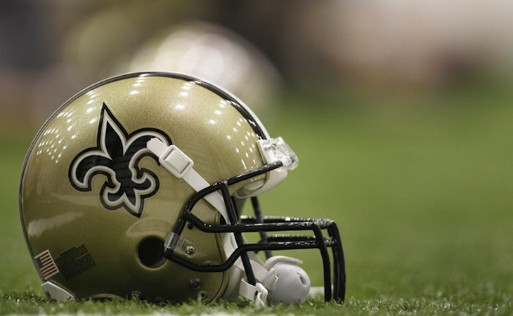 Saints training camp starter den…