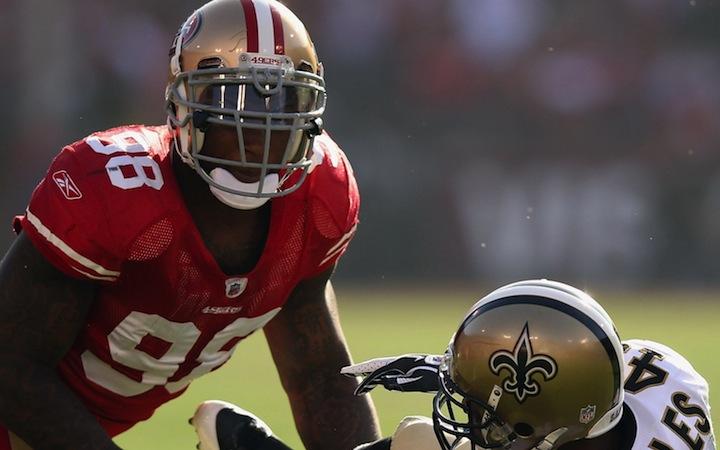 Saints henter linebacker fra 49ers