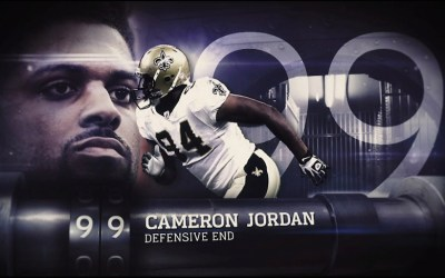NFL TOP 100: Saints DE Cameron Jordan