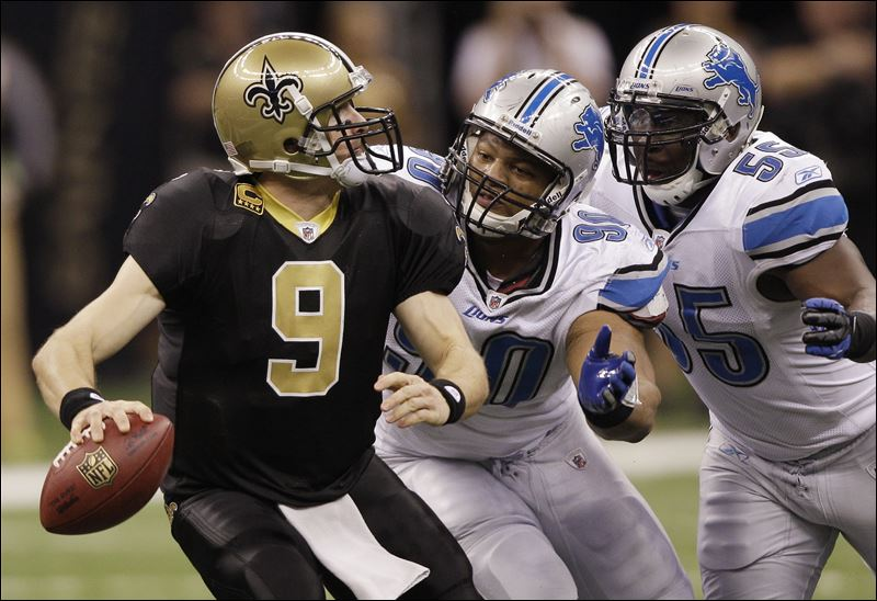 Video interview: Brees om den vanvittige sejr over Lions