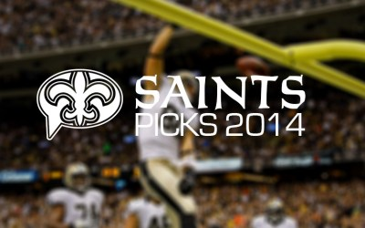 Saints Picks 2014 – Stats