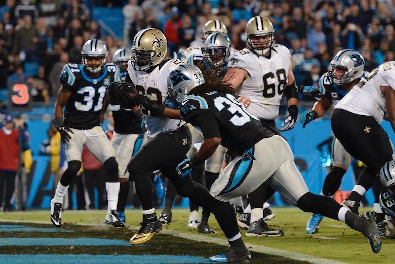 Karakterbogen: @ Carolina Panthers