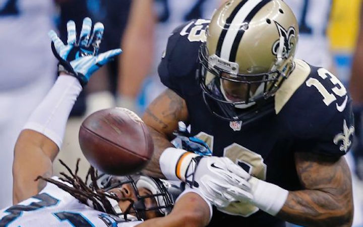 Panthers 41, Saints 10