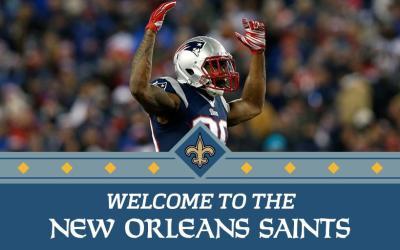 New Orleans Saints henter Browner
