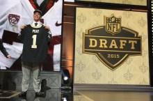 New Orleans Saints 2015 draftklasse