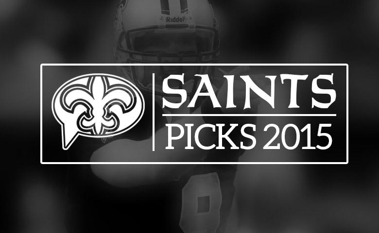 Saints Picks 2015