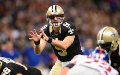"Drew Brees er ""Questionable"""
