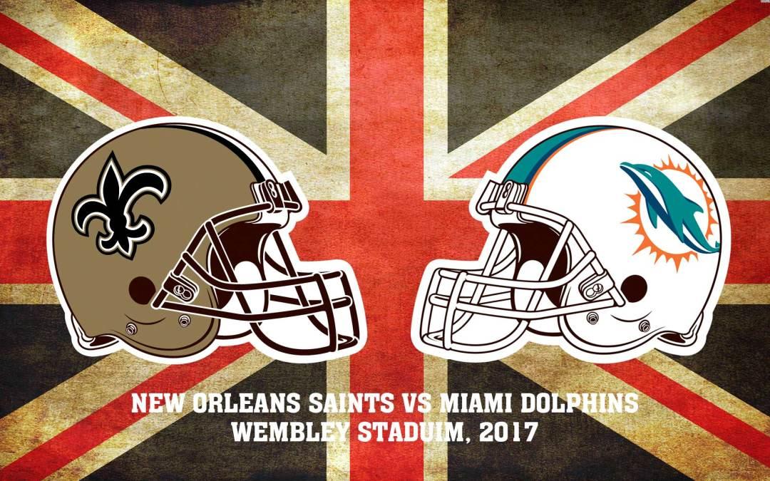GAMEDAY: Miami Dolphins (London)