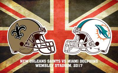 GAMEDAY: Miami Dolphins (London)