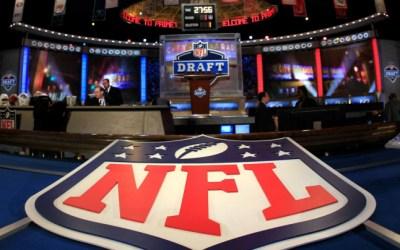Hvem er før blevet valgt på New Orleans Saints draftpositioner?