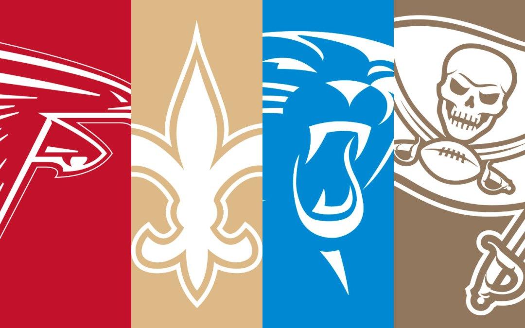 NFC South draftklasser 2017