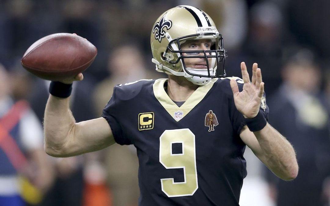 New Orleans Saints sender fem spillere til Pro Bowl