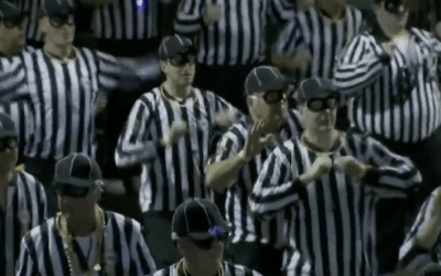 "Video: New Orleans mindes ""NOLA No Call"" ved Mardi Gras"