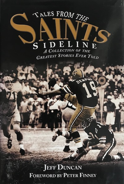 Tales From The Saints Sideline