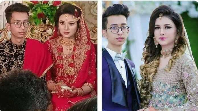 Asad and Nimra; Viral Young couple on Social Media